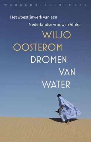 Dromen van water -Wiljo Oosterom - boek cover