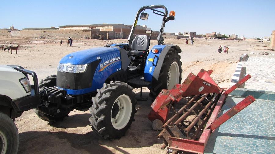 tractor swen