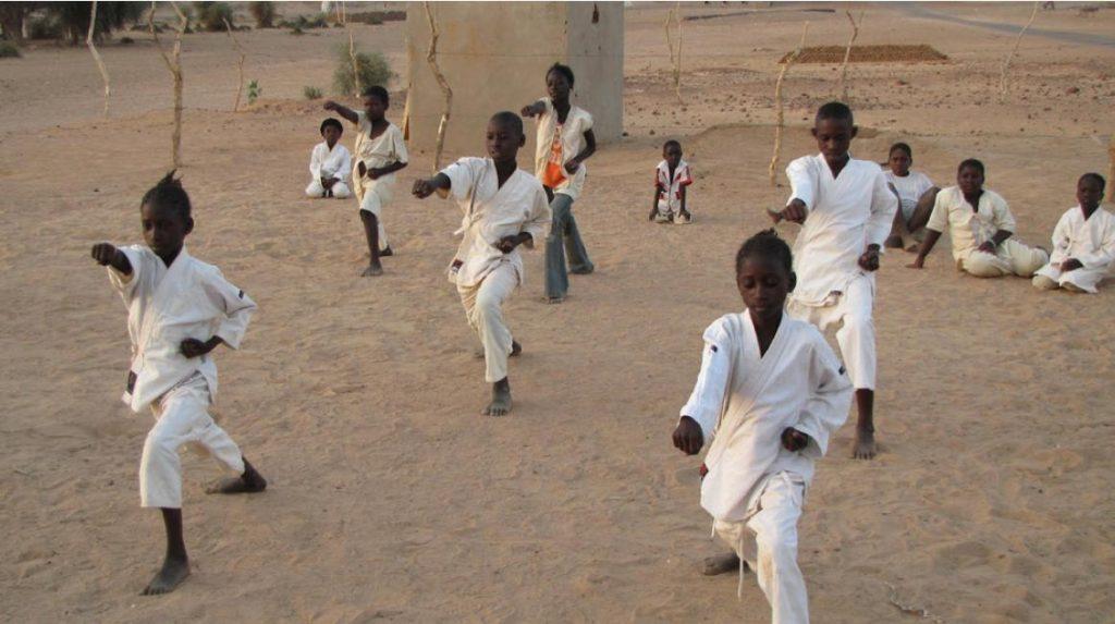 karatelessen mauritanie